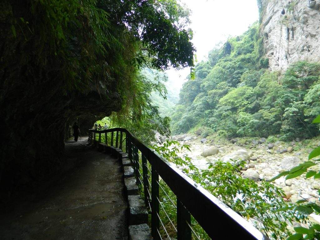 Shakadang Trail, Национальный парк Тароко