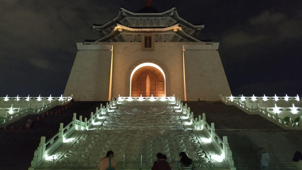 Мемориал Чан Кайши в Тайбэе, Тайвань