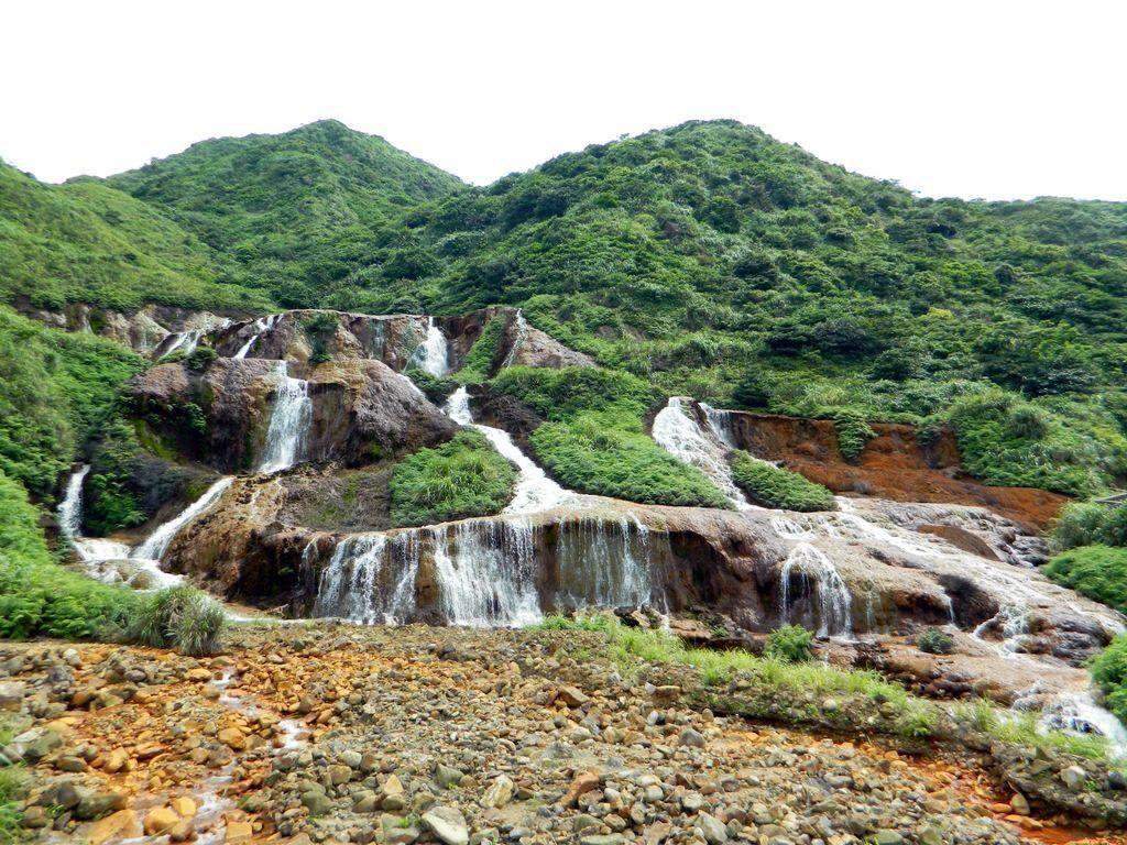 Золотой водопад, Тайвань
