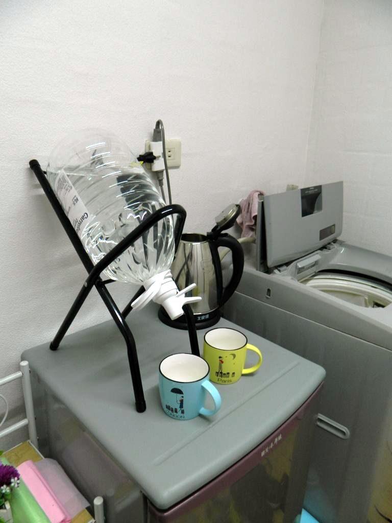 В съёмной квартире в Тайбэе есть всё необходимое для проживания