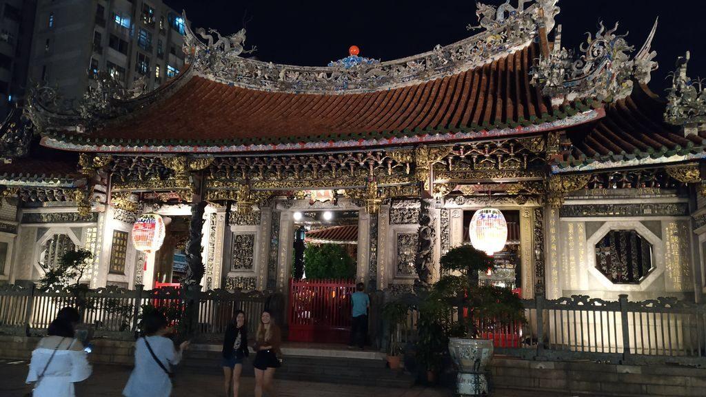 Lungshan Temple, Тайбэй