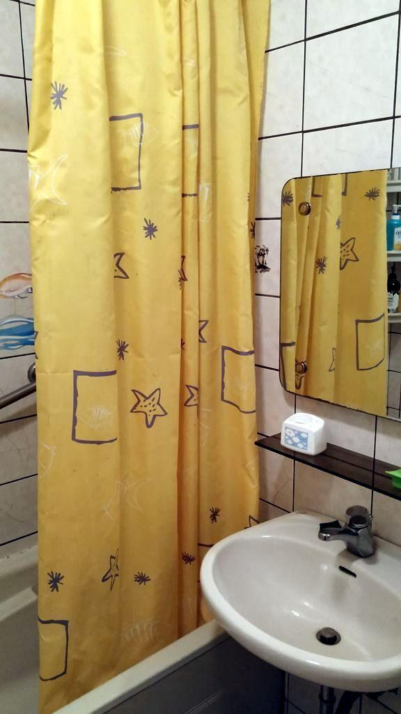 Общая ванная комната в Hong Ying B&B, Тароко, Тайвань