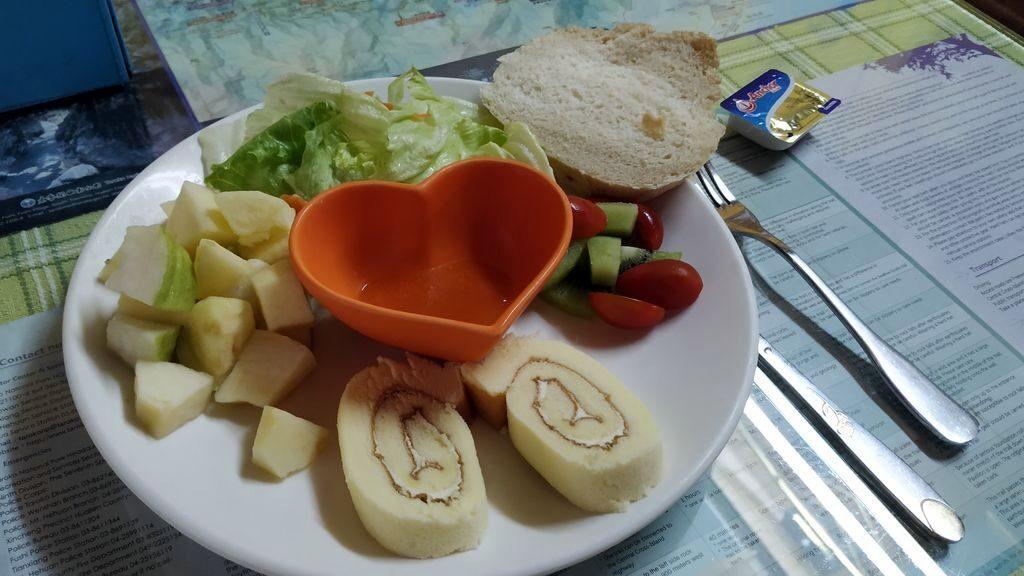 Завтрак в гестхаусе, Тароко