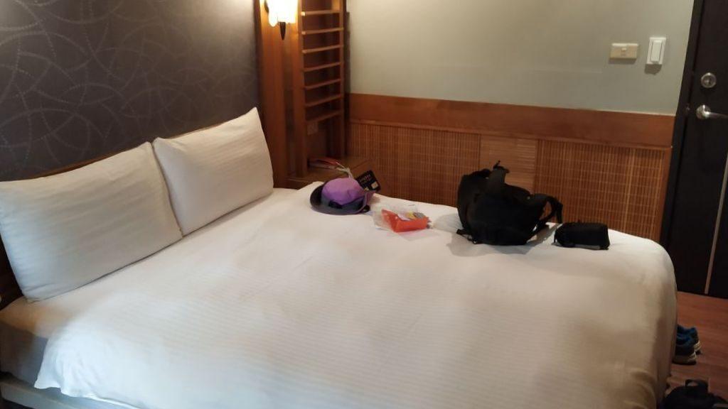 Номер отеля в Jiaoxi, Тайвань