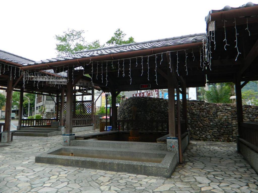 Ванны для ног в Jiaoxi, Тайвань