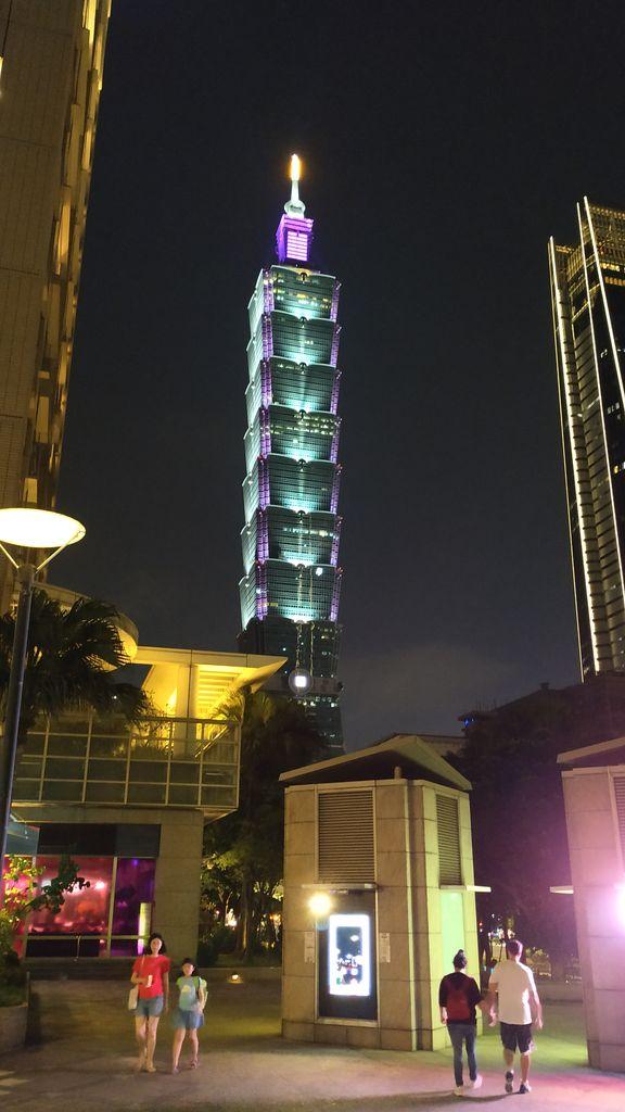 Небоскрёб Тайбэй 101, Тайвань