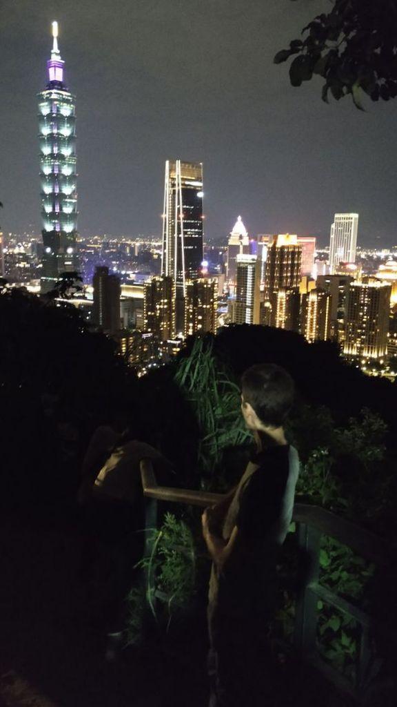 Тайбэй со смотровой площадки, Тайвань