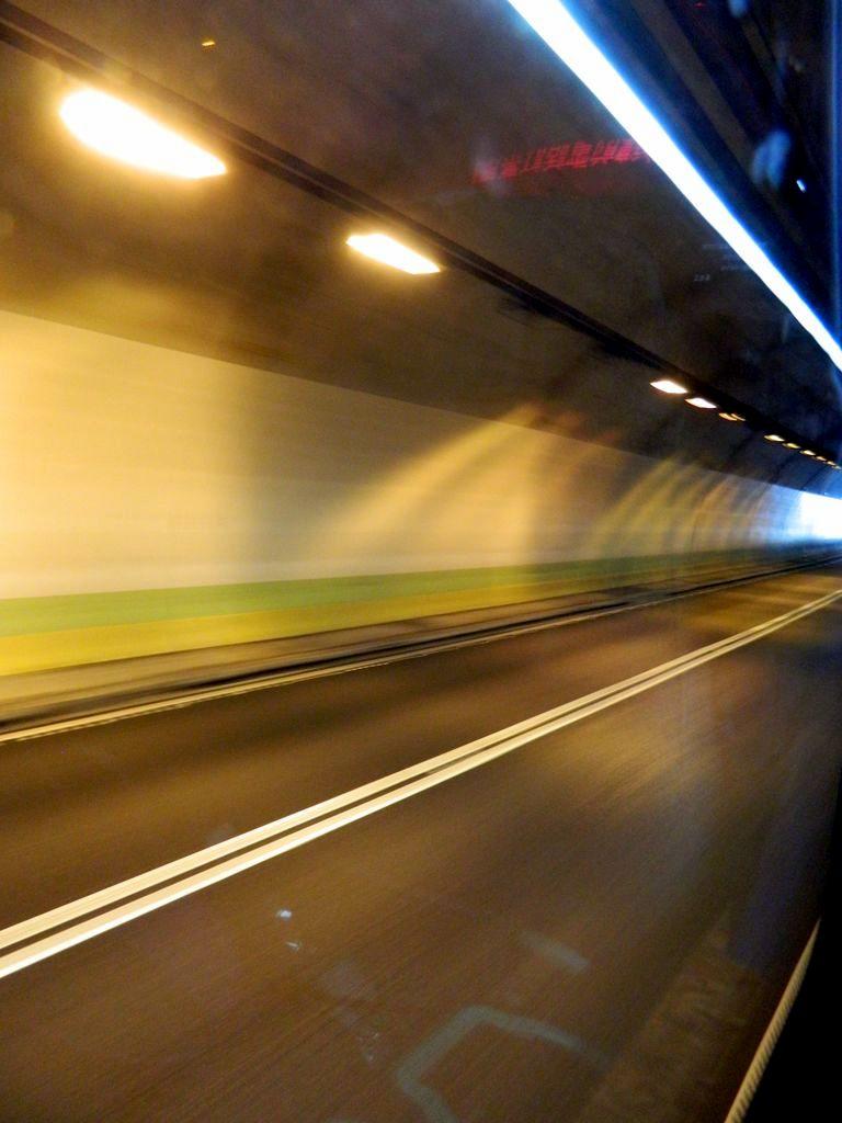 В тоннеле, Тайвань
