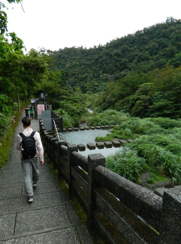 Scenic Wufongci, Тайвань