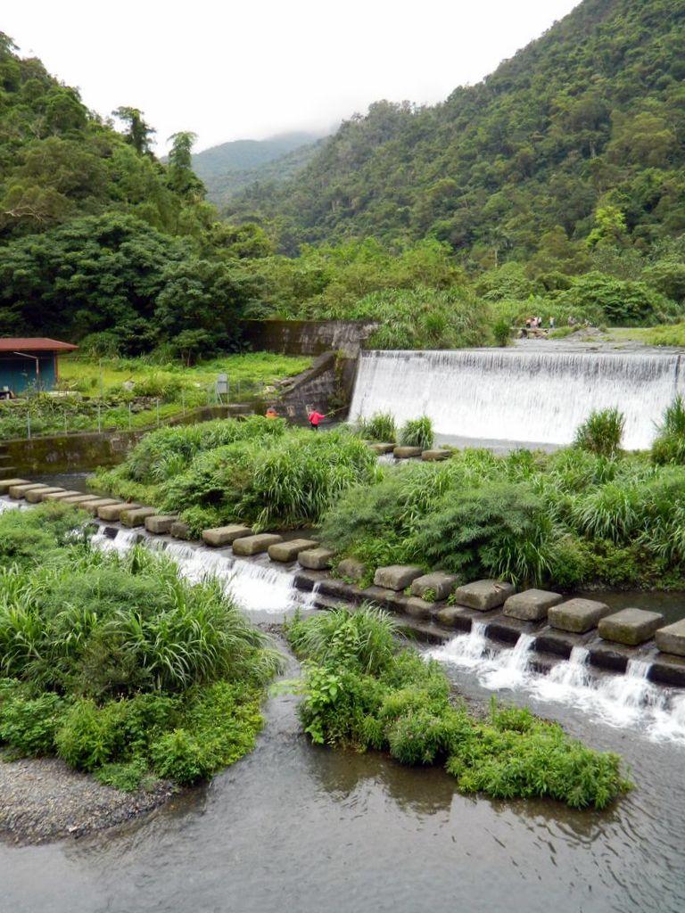 Плотина на реке Dezikou, Тайвань