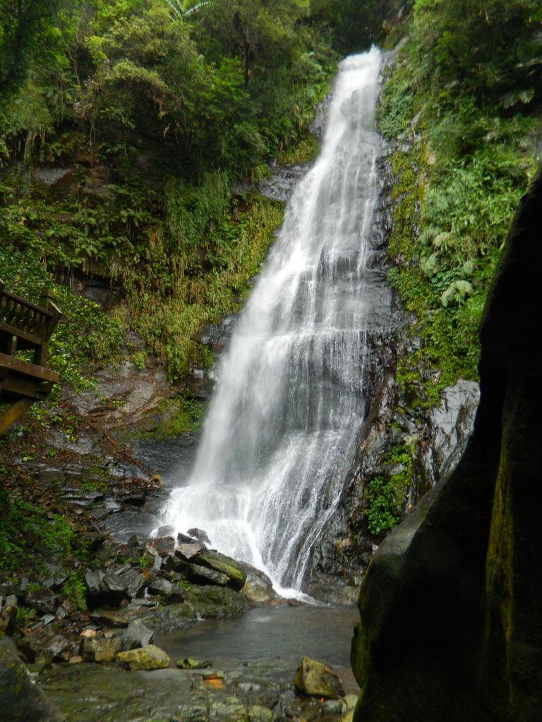 Водопад Wufengqi, Тайвань