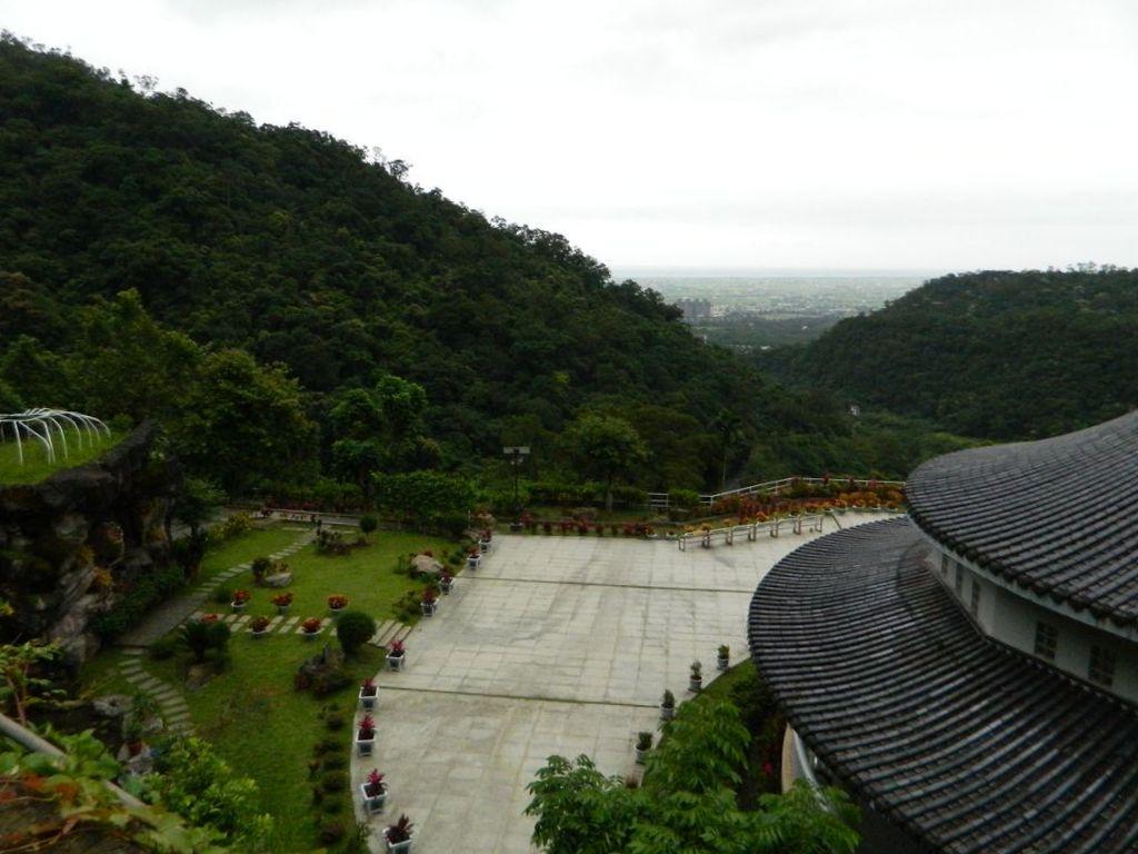 Католическое святилище в Jiaoxi, Тайвань