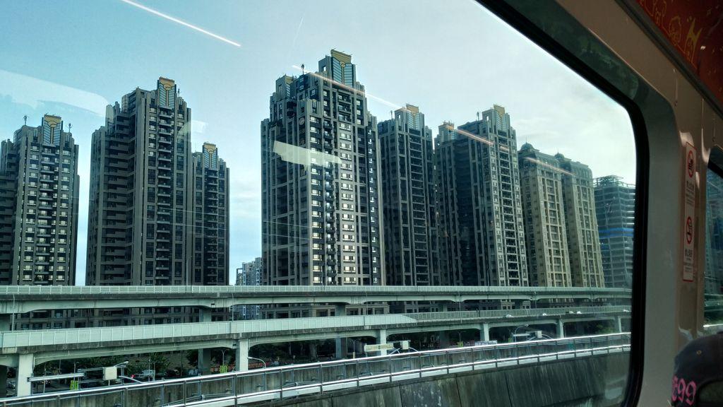 Автомобильные развязки на Тайване