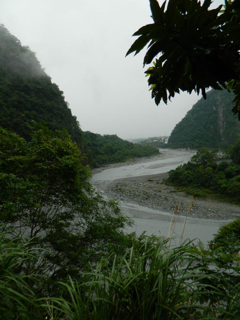 Маршруты по Тароко - Xiaozhuilu Trail