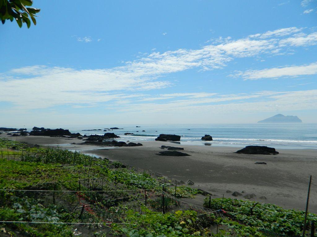 Огороды на пляже, Тайвань
