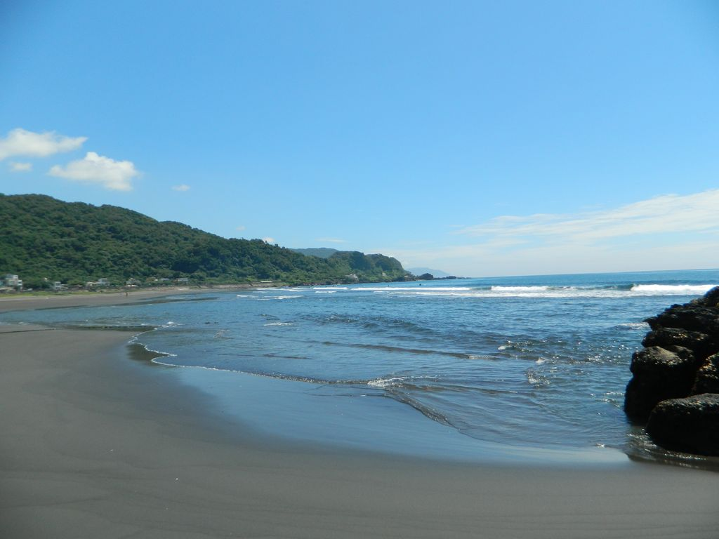 Пляж Вайао, Тайвань
