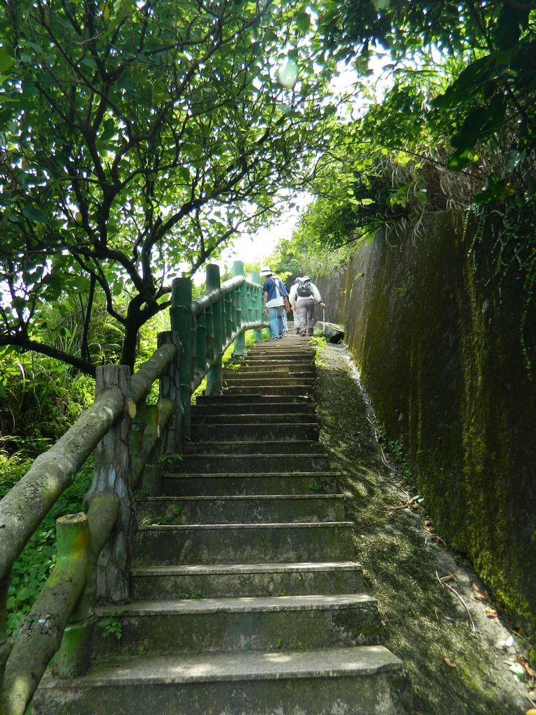 Лестница в гору, Тайвань