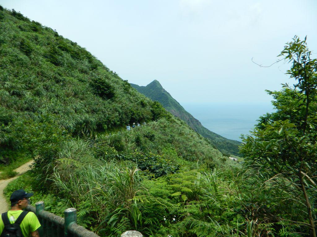 Дорога к Teapot Mountain Peak, Тайвань