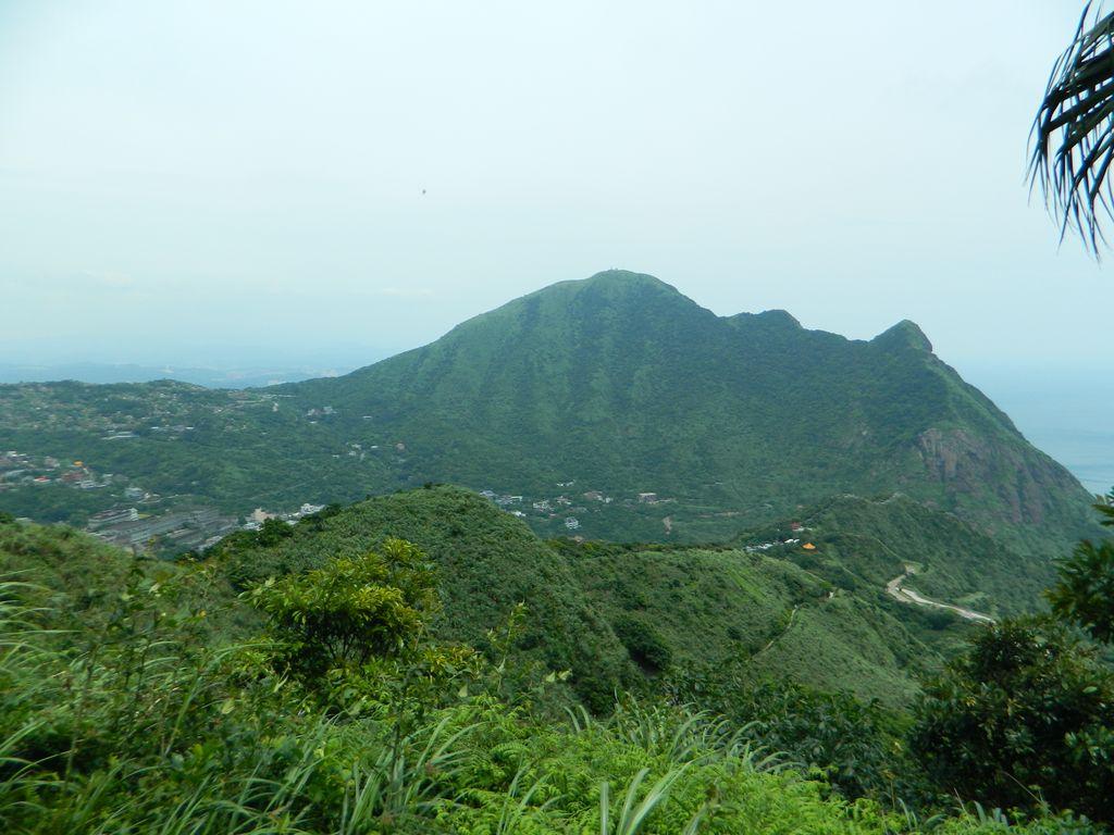 Вид с горы Teapot на окрестности, Тайвань