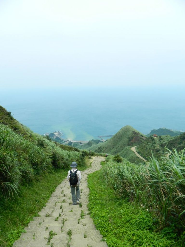 Пеший маршрут в гору, Тайвань