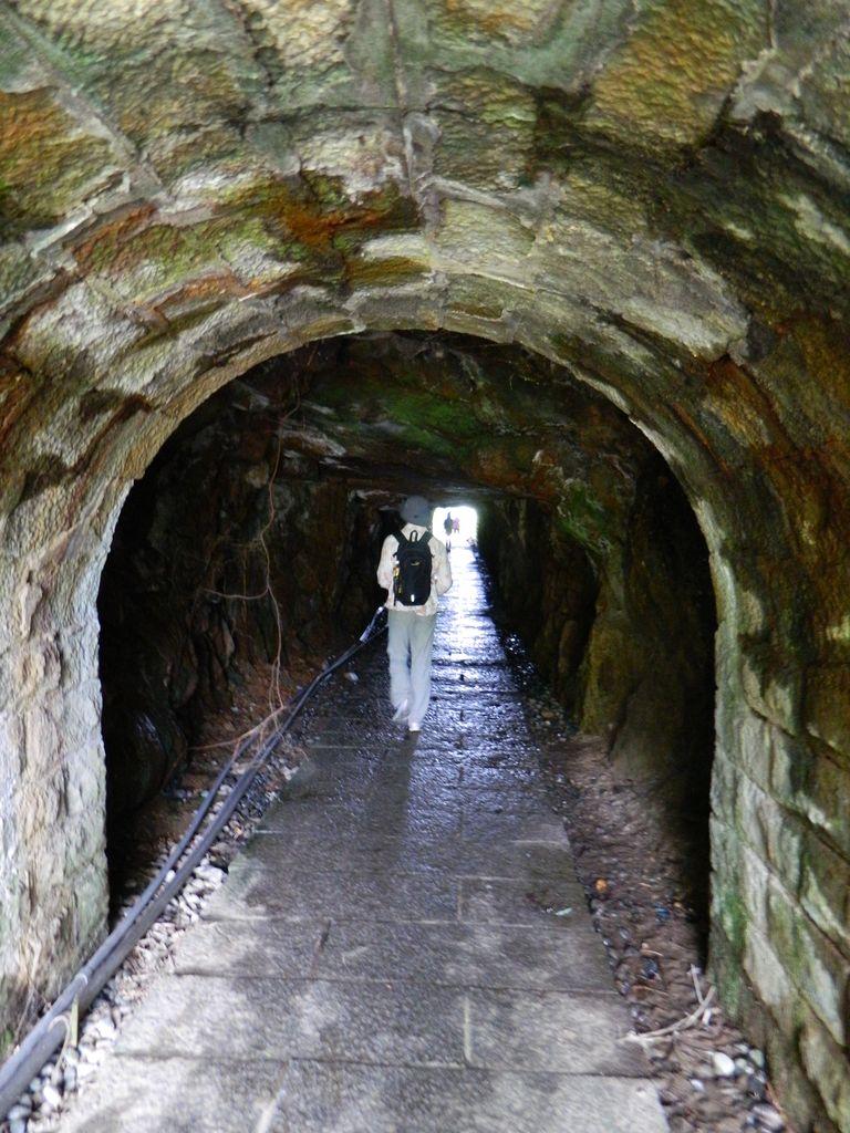 Заброшенный тоннель, Тайвань