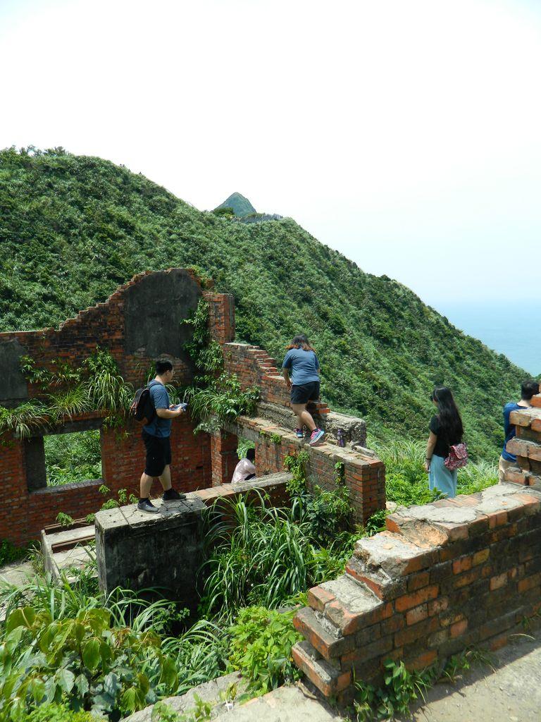 Руины старого склада, Тайвань