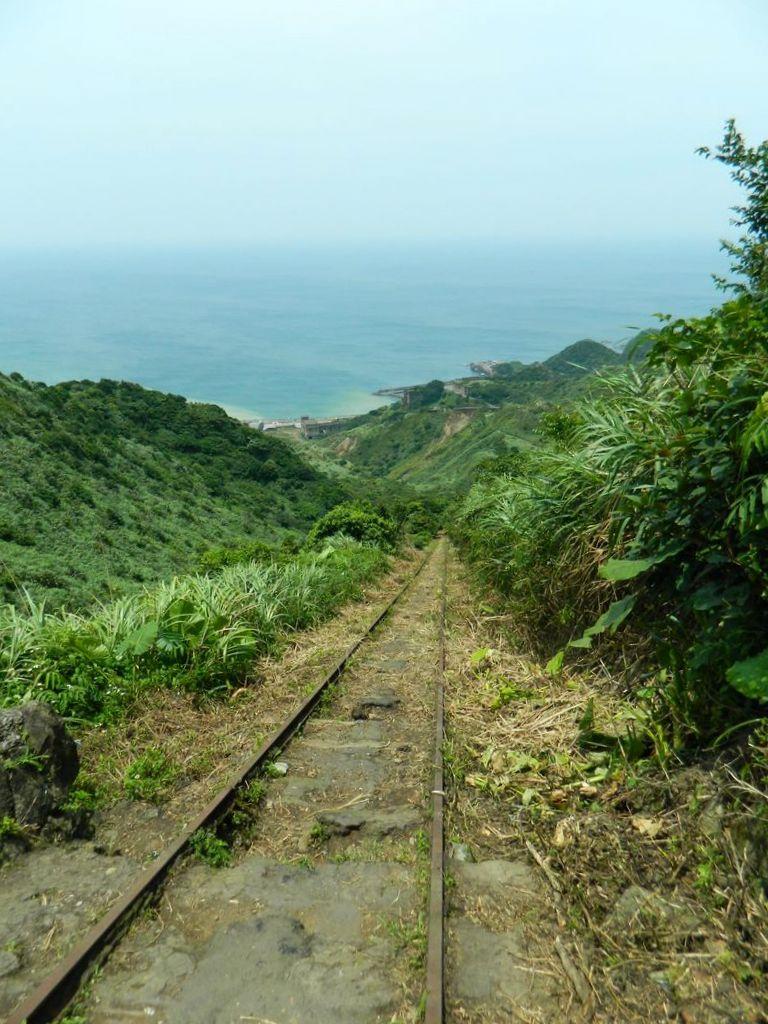 Старые рельсы для вагонеток, Тайвань