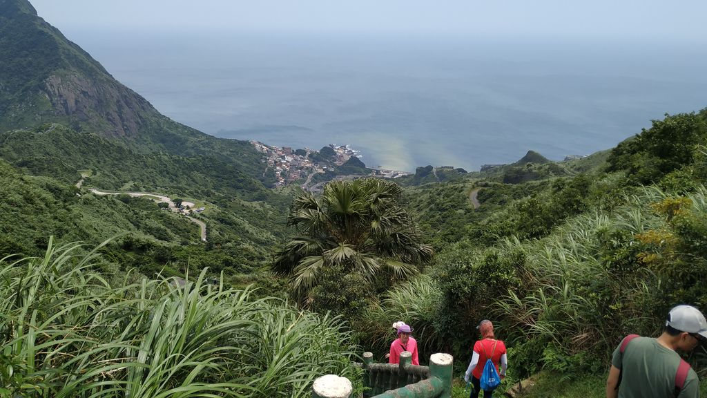 На маршруте Teapot Mountain, Тайвань