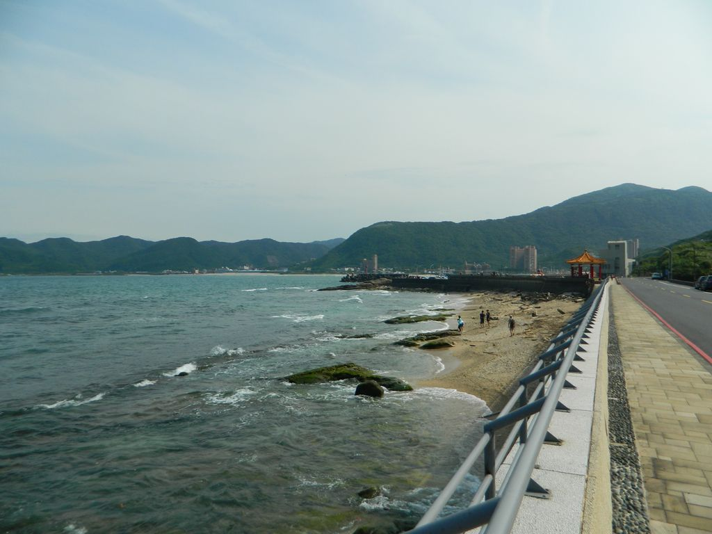 Дорога к Yehliu Geopark, Тайвань
