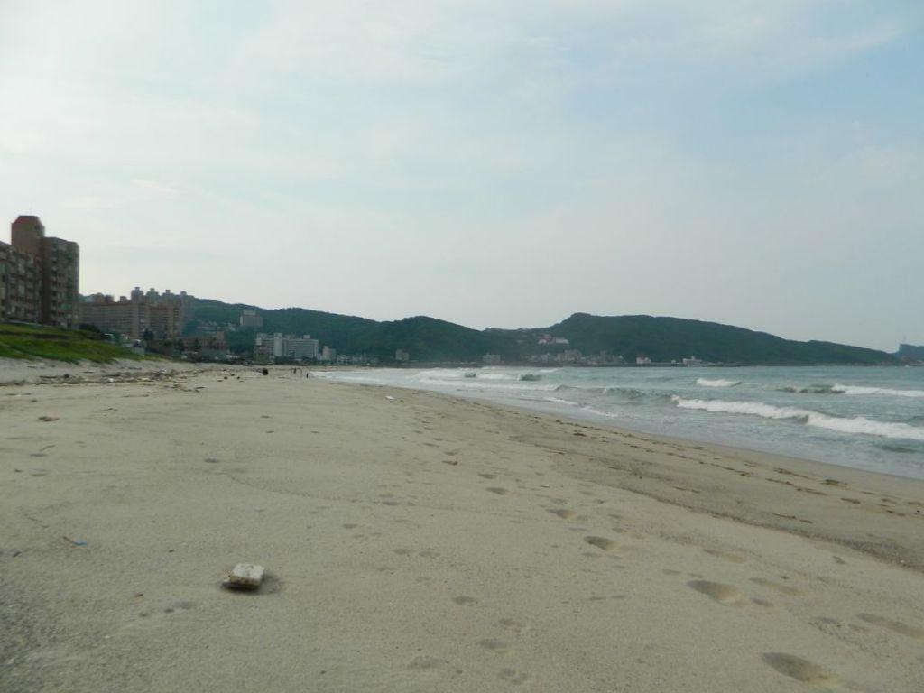 Вид на Feicuiwan Beach