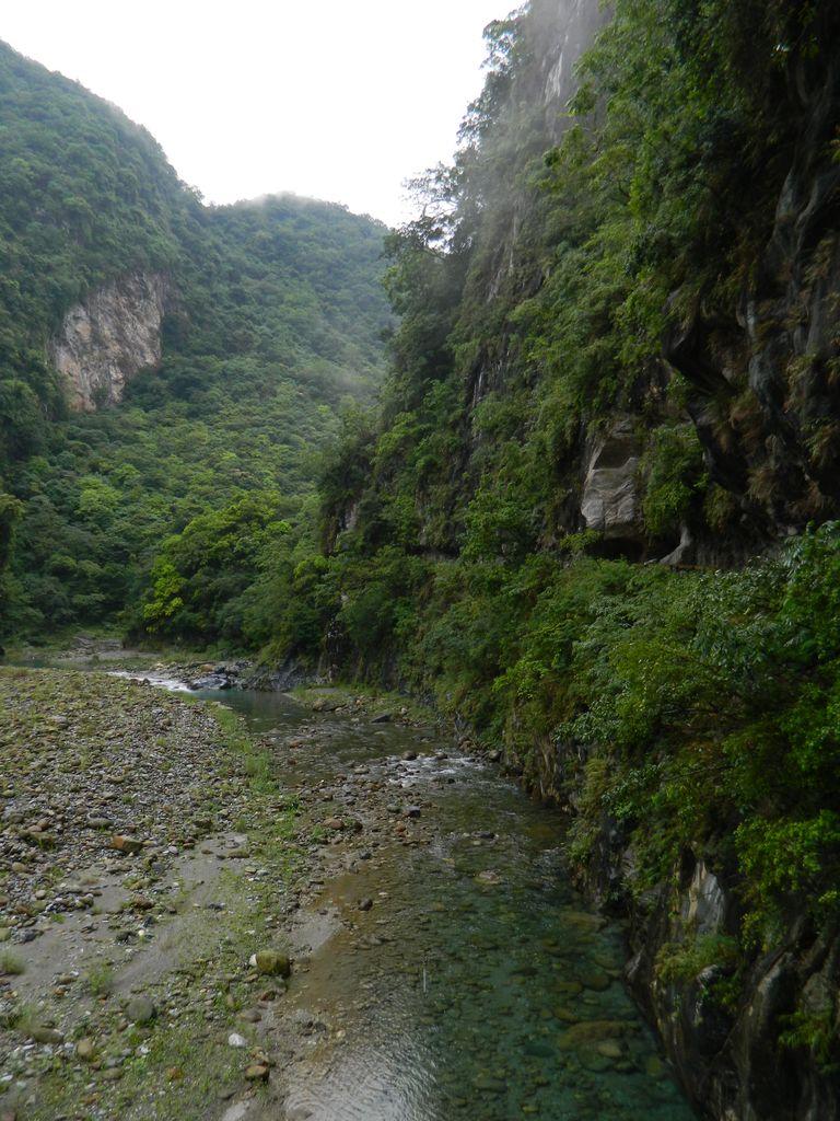 На маршруте Shakadang, Тайвань