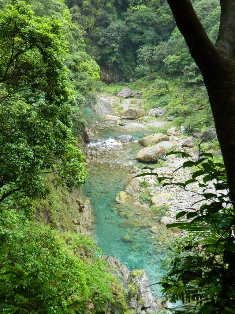 Shakadang, Тайвань