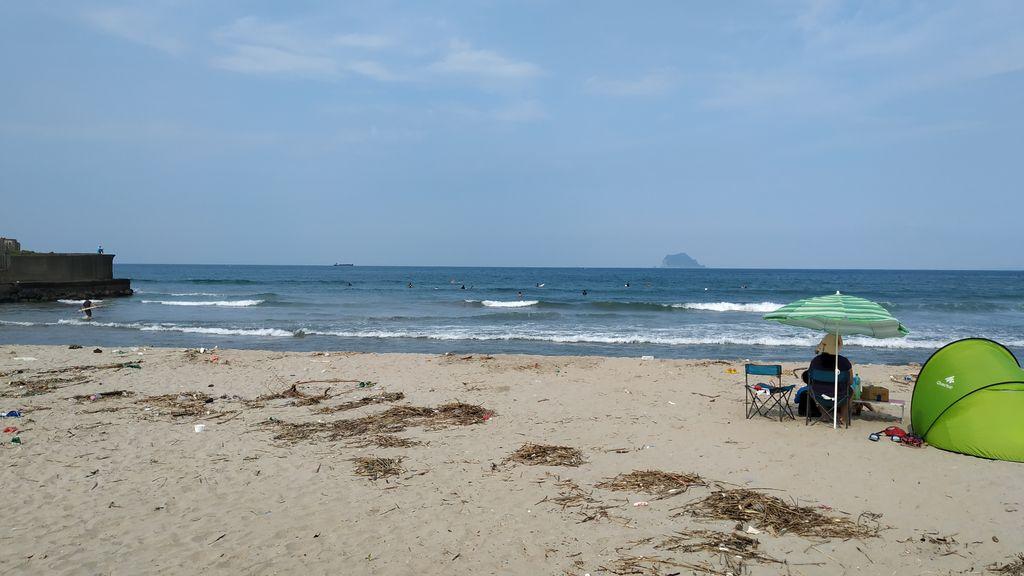 Feicuiwan Beach, Тайвань
