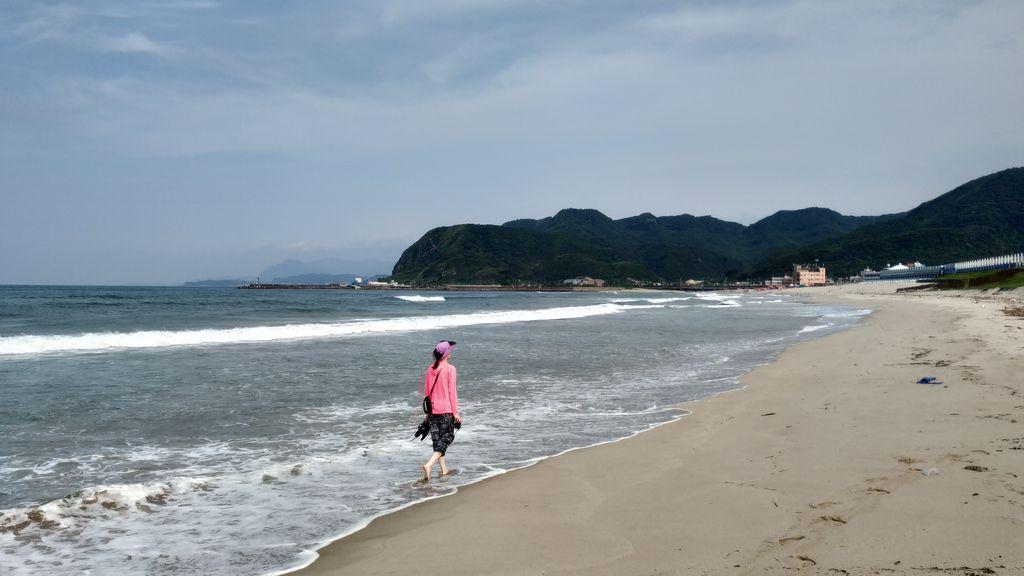 Пляж Wanli, Тайвань