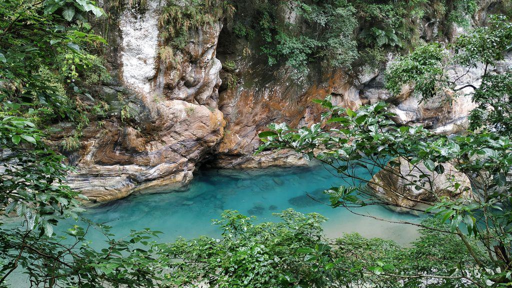 Национальный парк Тароко - Shakadang Trail