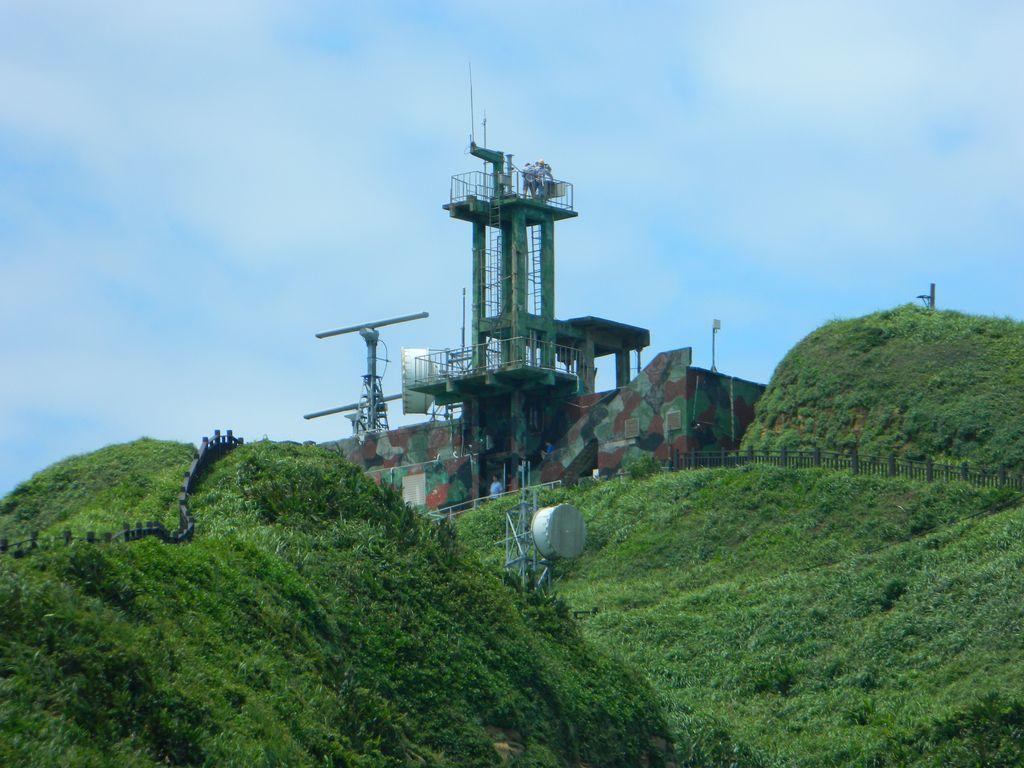 Bitoujiao Trail, Тайвань