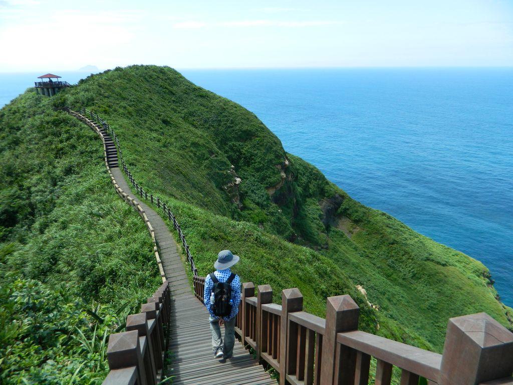 Bitoujiiao Park, Тайвань