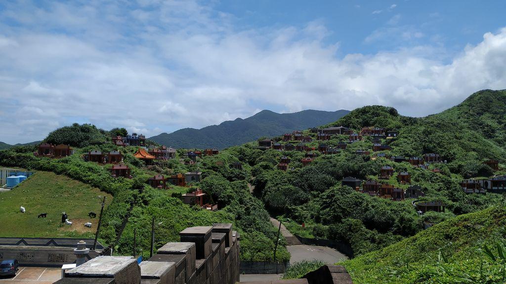 Кладбище Bitou, Тайвань