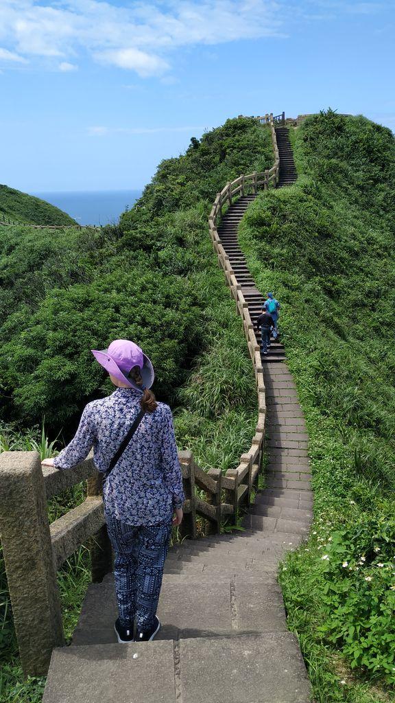 Живописные дорожки Bitoujiao Trail, Тайвань