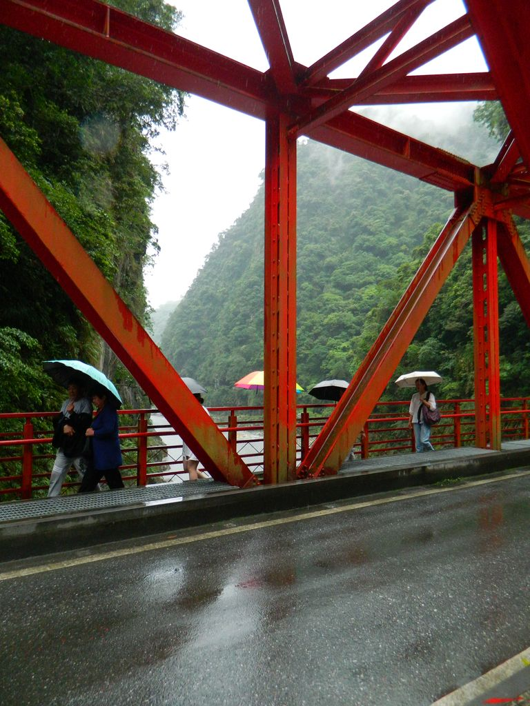 Zhangchun Bridge, Тароко