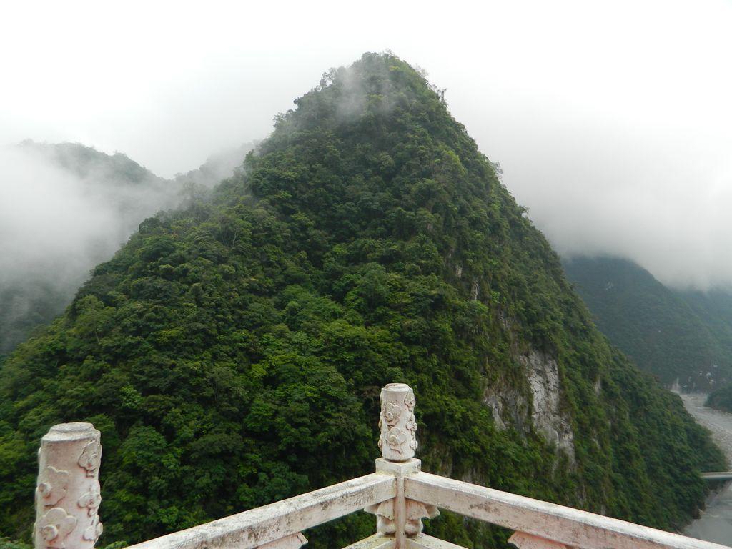 Горы в тумане, Тайвань