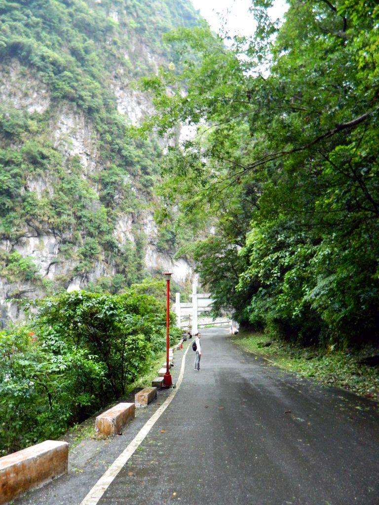 Дорога к Храму Чангуан, Тароко