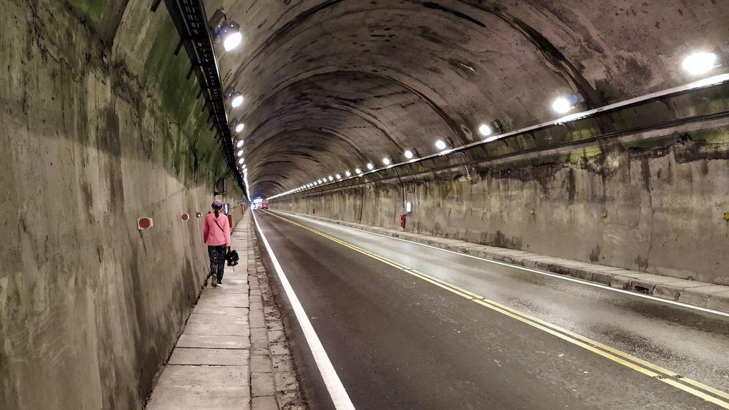 Тоннель на пути к Changchun Shrine, Тайвань