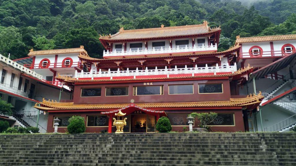 Храм Чангуан, Тароко