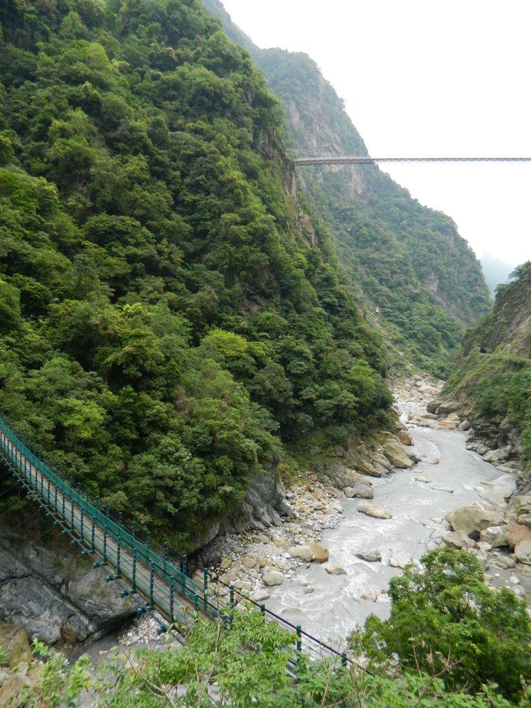 Подвесные мосты Национального парка Тароко, Тайвань
