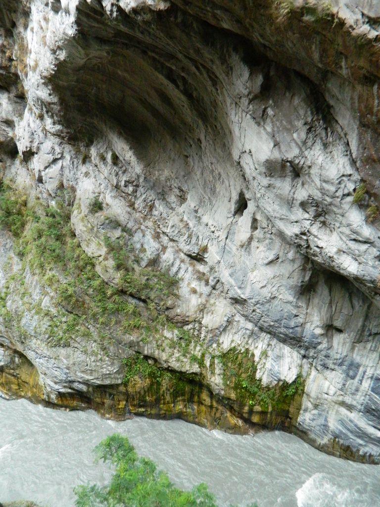 Ласточкин грот в ущелье Тароко, Тайвань