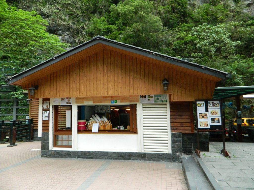Кафешка с комплексными обедами на маршруте, Тароко