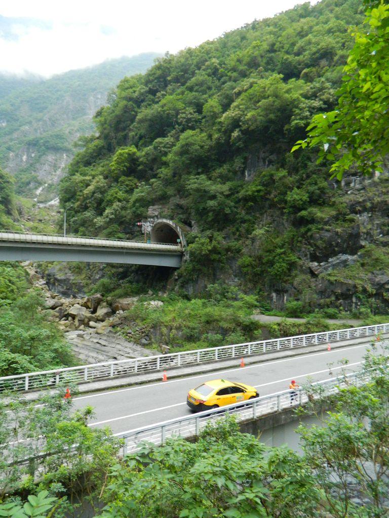 Мосты Jinheng и Ludan в Тароко, Тайвань