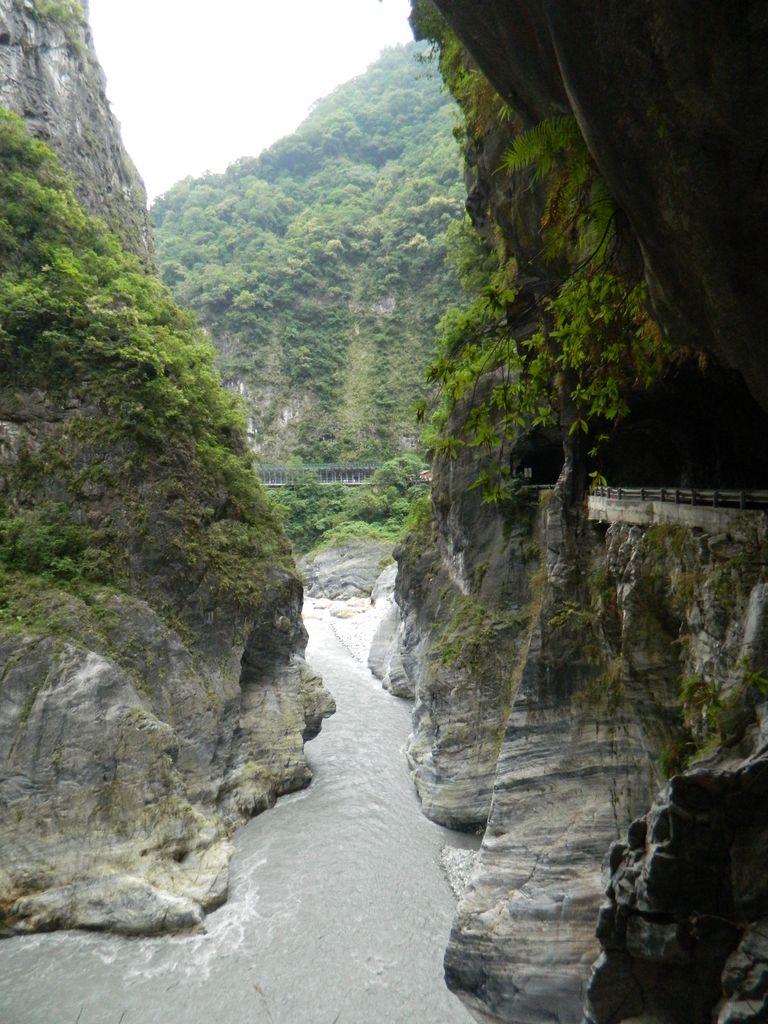 Ущелье Тароко, Тайвань