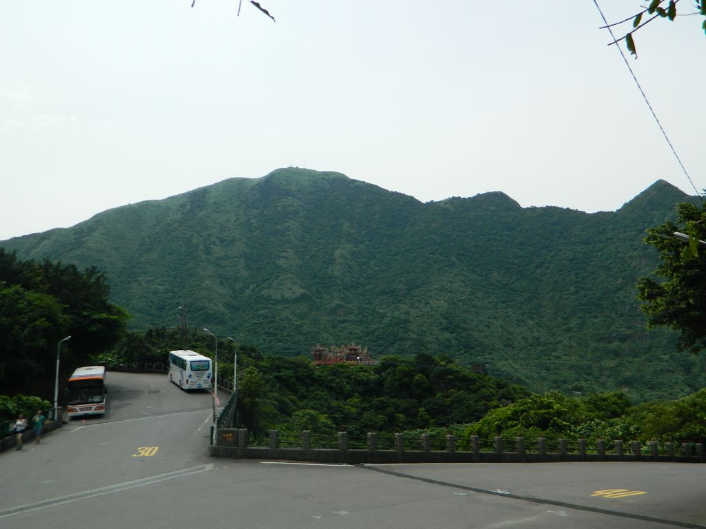 Пеший маршрут к Golden Waterfall, Тайвань